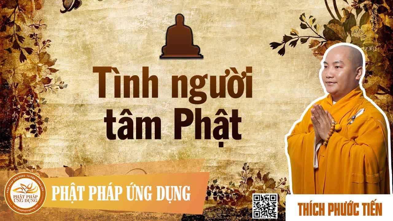 Hình đại diện Tình người tâm Phật