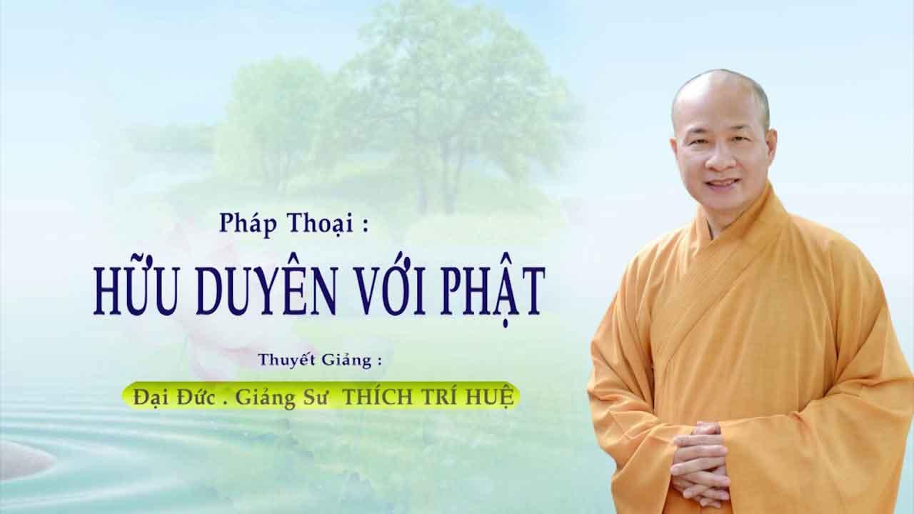 Hình đại diện Hữu duyên với đức Phật