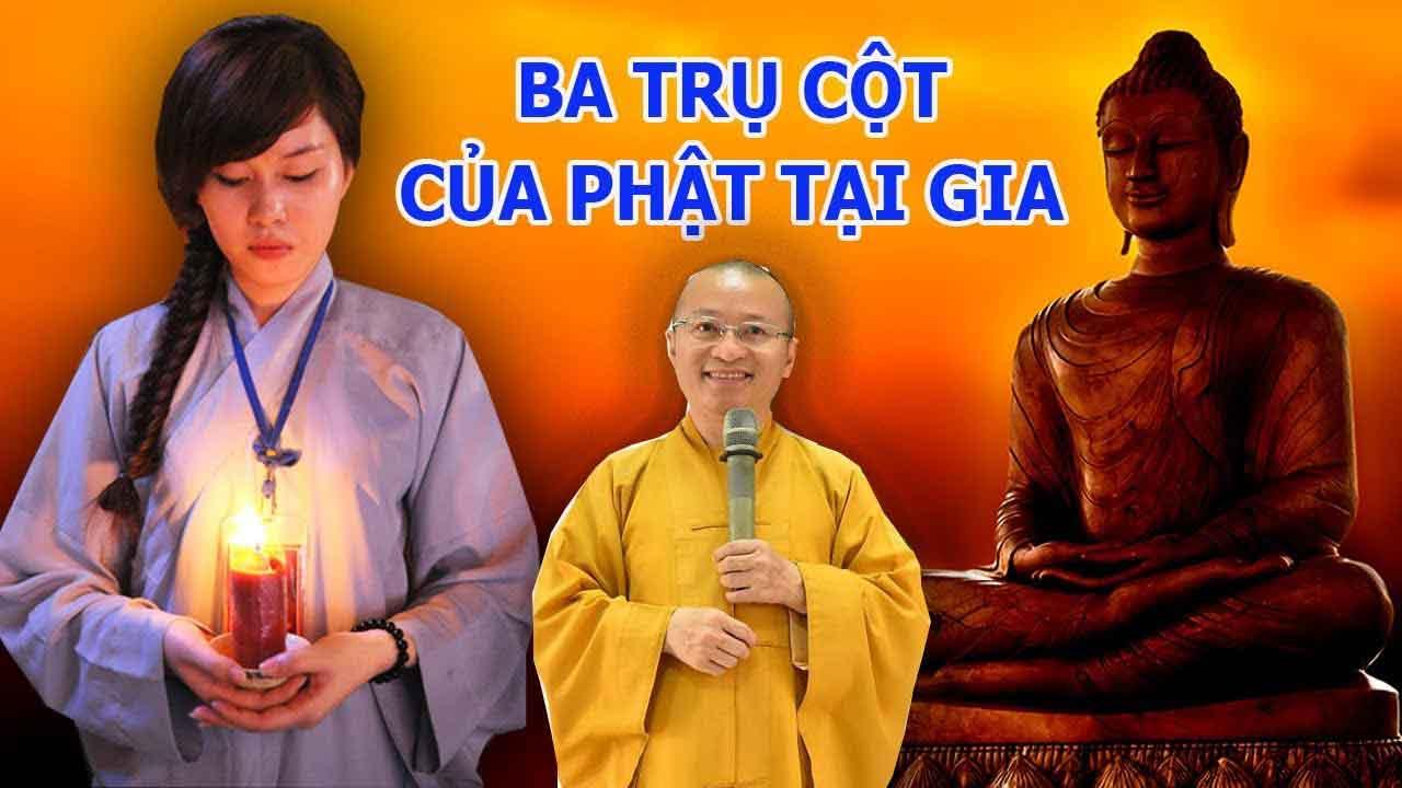 Hình đại diện Ba trụ cột của Phật tử tại gia