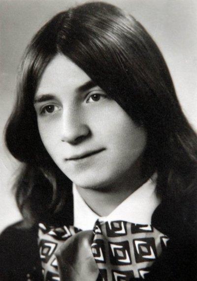Marek Członek Kuchciński hipis