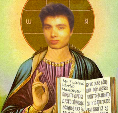 elliot rodger saint