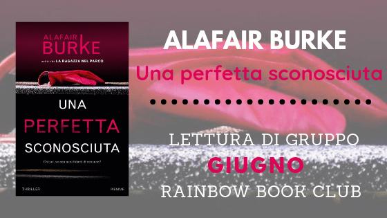 Rainbow Book Club   Una perfetta sconosciuta