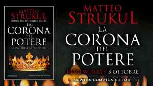 Banner Review Party La corona del potere