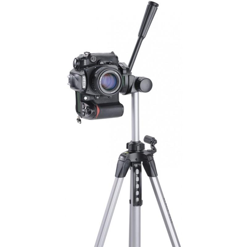 Cullmann Alpha 2200 Digital/film cameras Black,Silver tripod