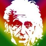 Albert Einstein Che Guevara-style