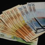 Briefgeld (euro's), copyright foto: Gilles Letar