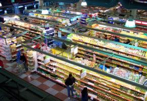 Supermarkt. Copyright foto: Carlos Costantini