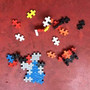 Plusplus speelgoed om mee te bouwen