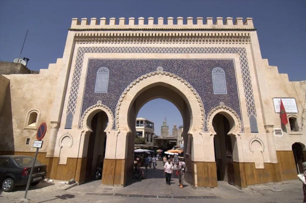 Tips Fez: toegangspoort