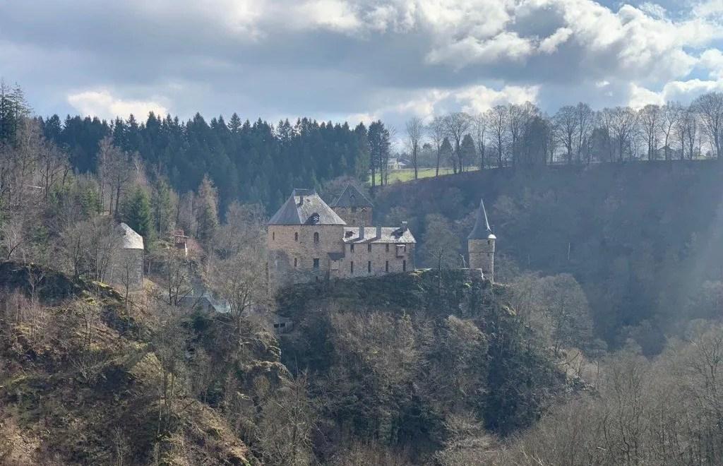 Kasteel Reinhardstein: één van de mooiste kastelen van België