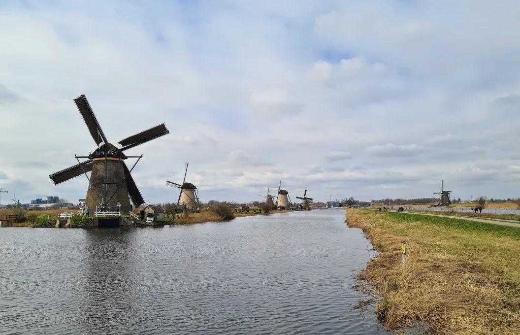 De molens van Kinderdijk: UNESCO erfgoed