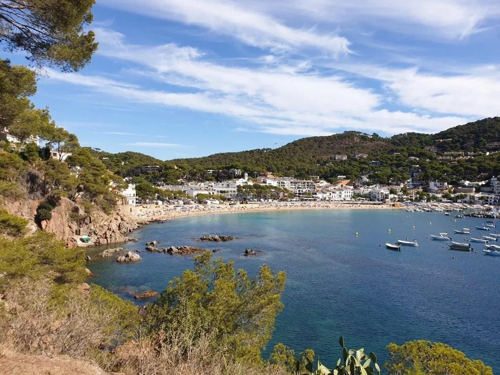 leuke badplaatsen Costa Brava: Llafranc