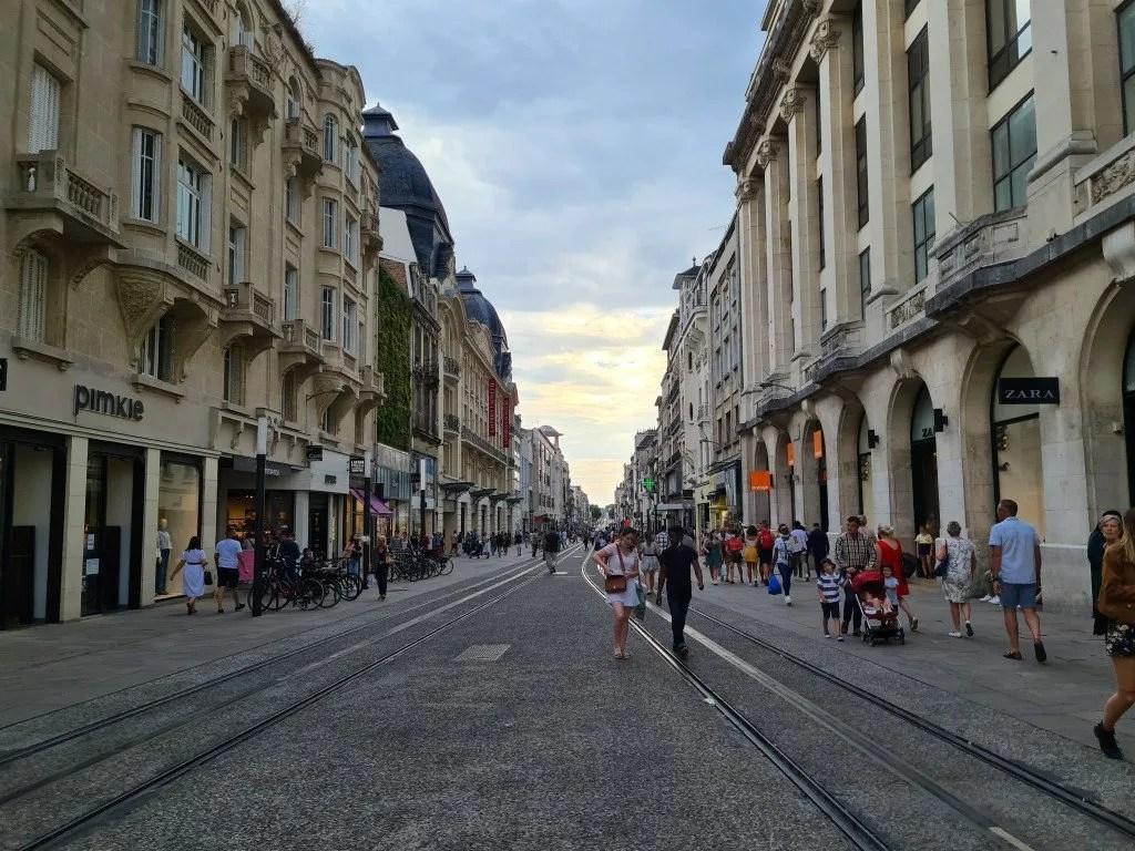 Tips Reims: Rue de Vesle
