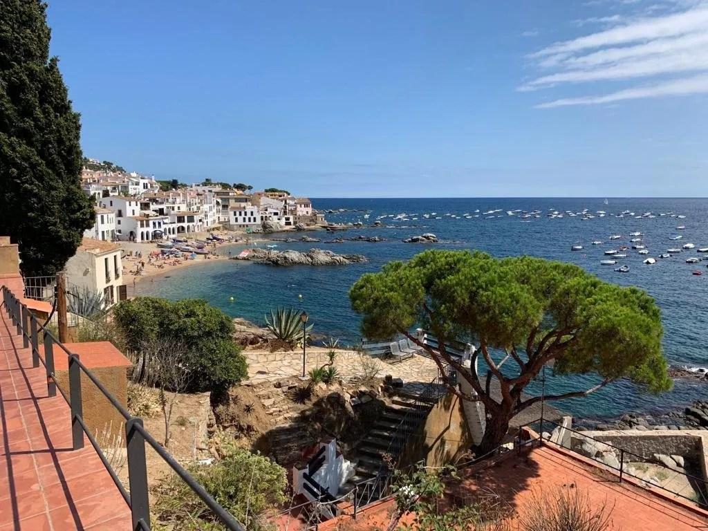 leuke badplaatsen Costa Brava: Calella de Palafrugell