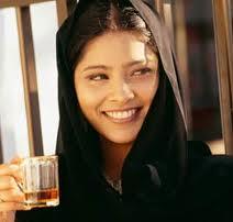 muslim girl Het eerste karmische patroon: arrogantie