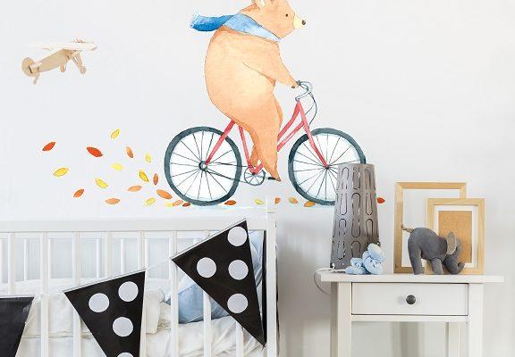 3 creatieve manieren om je kinderkamer uniek te maken