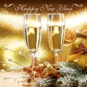 Nieuwjaarswensen Engels