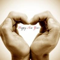 Nieuwjaarswensen romantisch