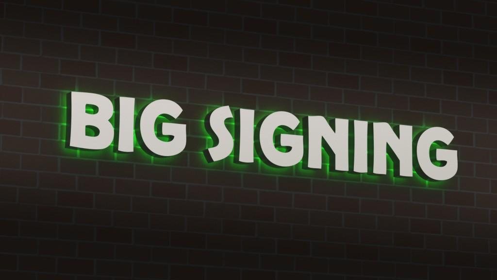 140725 Big Signing op gevel