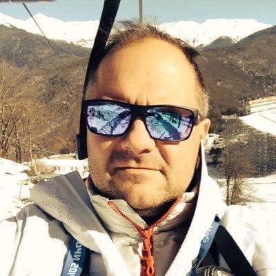 Claus Ryste, responsable del equipo masculino noruego de alpino FOTO: Twitter Claus Ryste