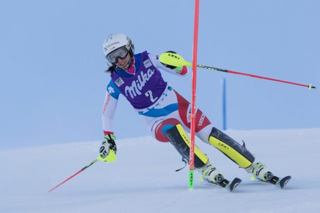 Wendy Holdener - Levi World Cup