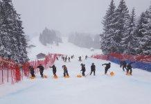 El mal tiempo ha obligado a anular el descenso masculino de wengen FOTO: Eurosport