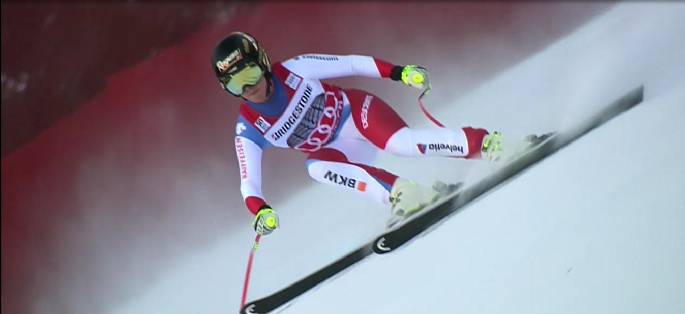 Lara Gut lleva ganados los tres super G de esta temporada FOTO: Eurosport