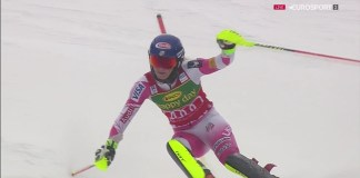 Mikaela Shiffrin gana el slalom de Maribor y sigue consolidando su liderato en la Copa del Mundo FOTO: Eurosport