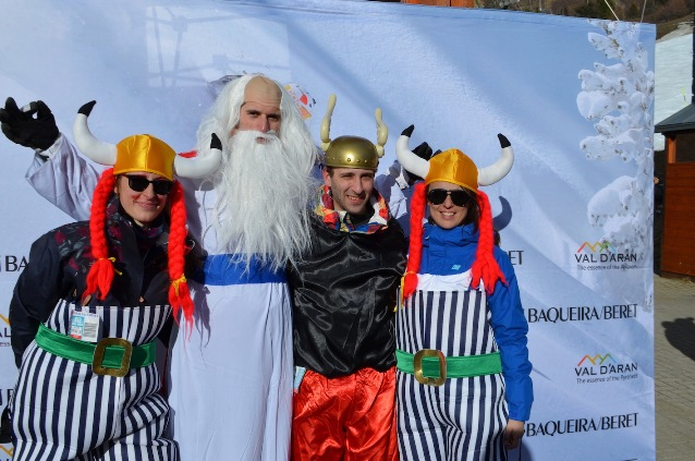 Carnaval Baqueira