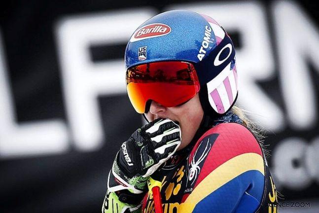 Mikaela Shiffrin es líder de la general de Copa del Mundo