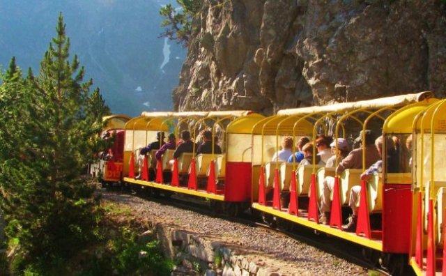 Tren turístico Artouste