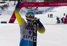 Andre Myhrer ha cerrado la temporada como el año pasado, ganando el último slalom FOTO: Eurosport