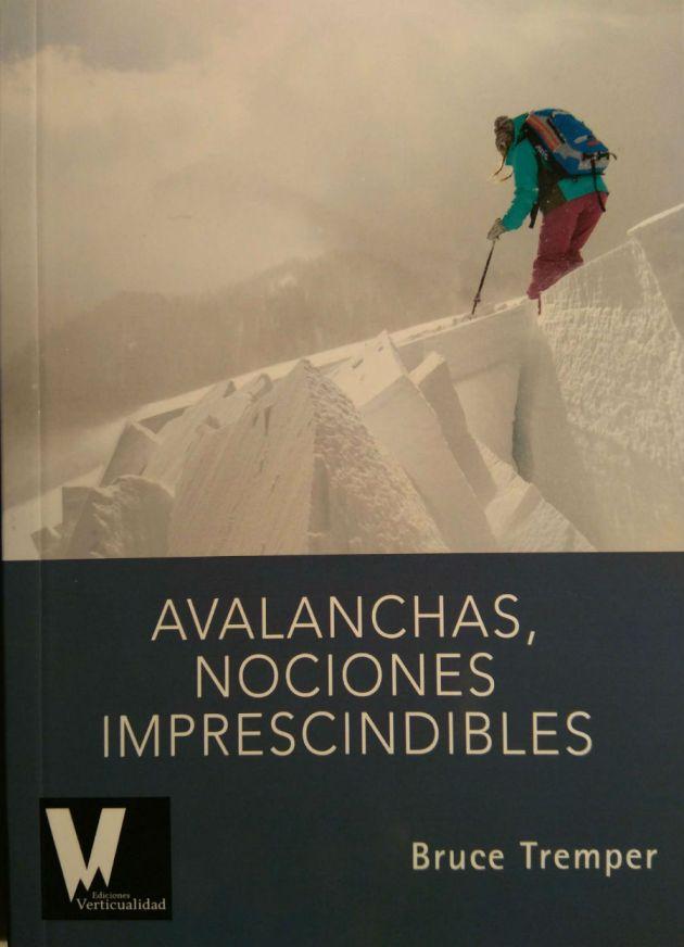 Avalanchas, nociones imprescindibles de Ediciones Verticualidad