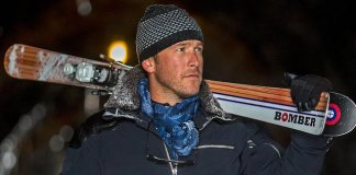 Bode Miller con Bomber Skis en Portillo