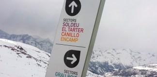 Grandvalira continuará inicialmente como estación única hasta el mes de mayo de 2019