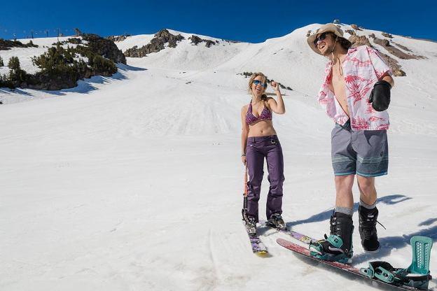 Los esquiadores se despedían este domingo hasta el próximo mes de octubre