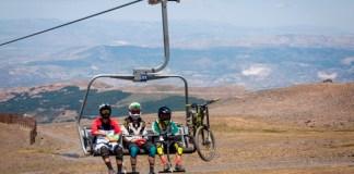 El bike park de Sierra Nevada, uno de los clásicos del verano