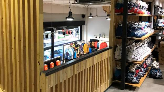 La madrileña Ski Market ha unificado sus dos establecimientos en Las Rozas