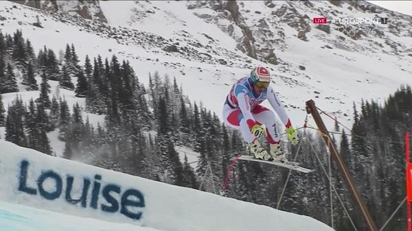 Beat Feuz ha demostrado que es el vigente campeón del mundo de descenso ganando el primero de la temporada en Lake Louise