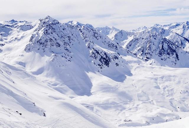 Vista aérea de Grand Tourmalet