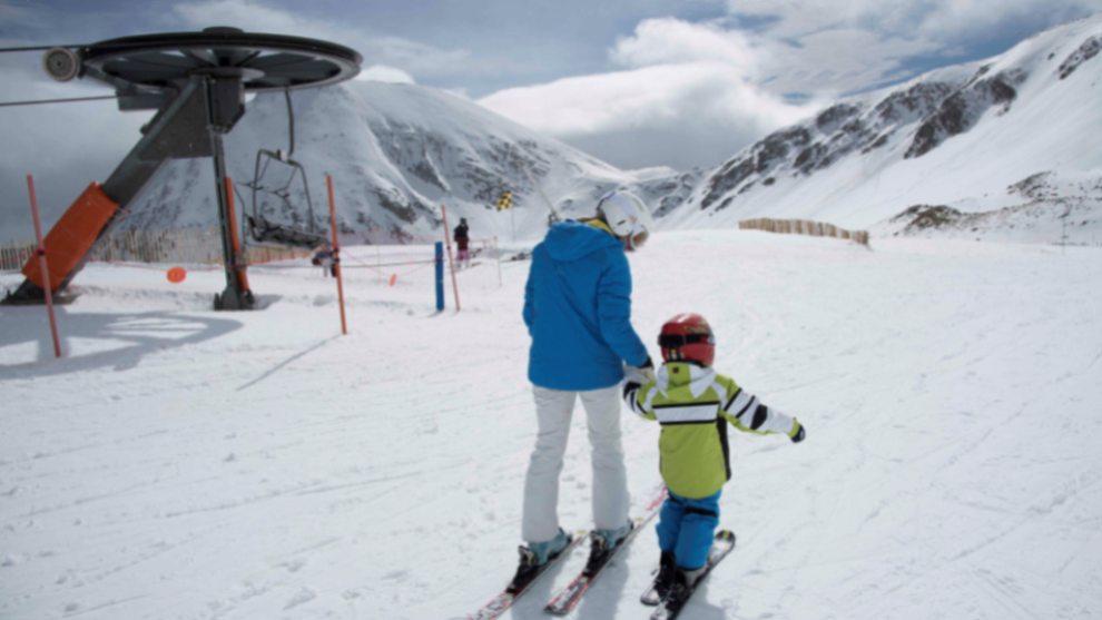 El novedoso seguro SPAINSNOW ampara todos los deportes de nieve y hielo, a nivel de ocio y competición