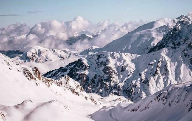 El esquiador desapareció ayer por la tarde en las pistas francesas de Barèges