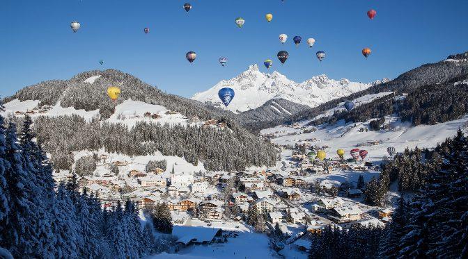 Salzburger Sportwelt descubre siete centros de esquí cerca de la ciudad de Salzburgo