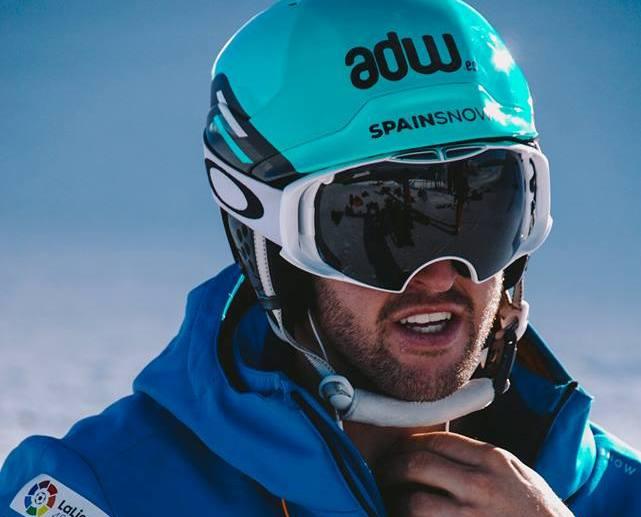 A tan sólo dos meses de PyeongChang, Luki sigue por buen camino después de haber firmado un tercer puesto en la Copa del Mundo de Val Thorens