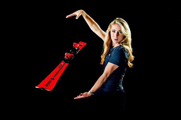 Mikaela Shiffrin, dispuesta a hacer historia en el esquí alpino