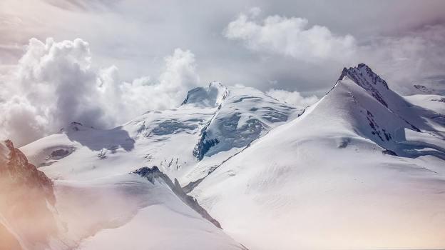 Una imagen del cantón del Valais