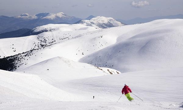 La Molina se ha propuesto ofrecer la posibilidad de aprender a esquiar a aquellos que nunca se han deslizado sobre la nieve