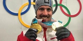 Marcel Hirscher, con dos oros, fue el triunfador en las pruebas de alpino masculinas de los Juegos de Pyeongchang