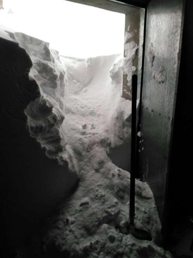 El elemento blanco en el Pic du Midi