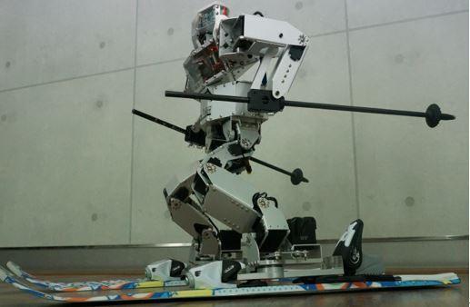 Los robots tendrán, entre otras tareas, su competición de esquí